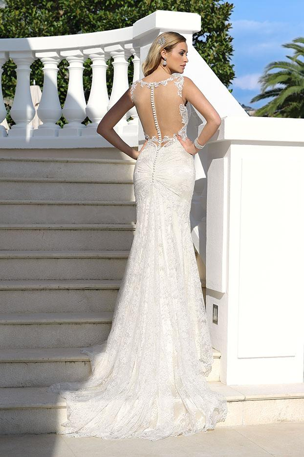 la-jessica-r   Full length fitted wedding dress