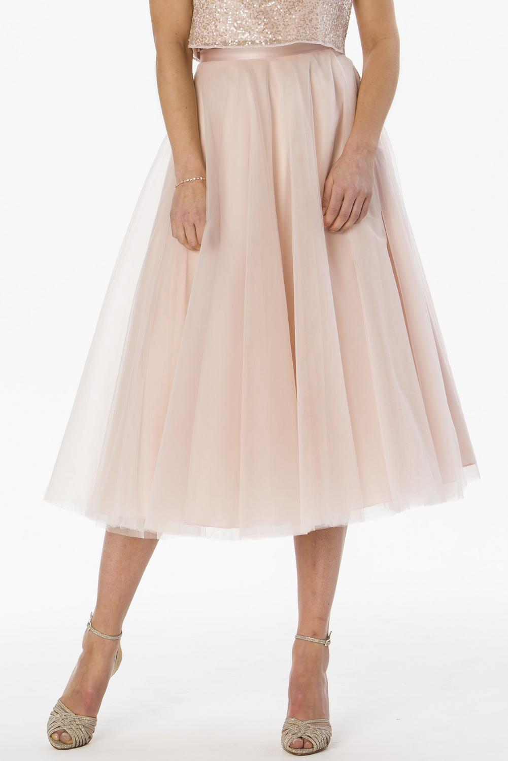 tb-bs105 Tulle skirt
