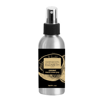 Coconut Hand & Surface Spray
