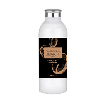Kona Coffee Body Powder