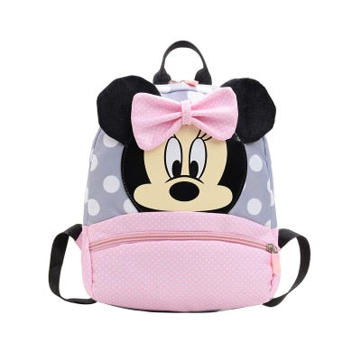 Children Mickey Mouse Backpack