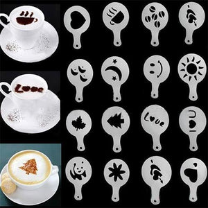 Coffe Art 16pcs
