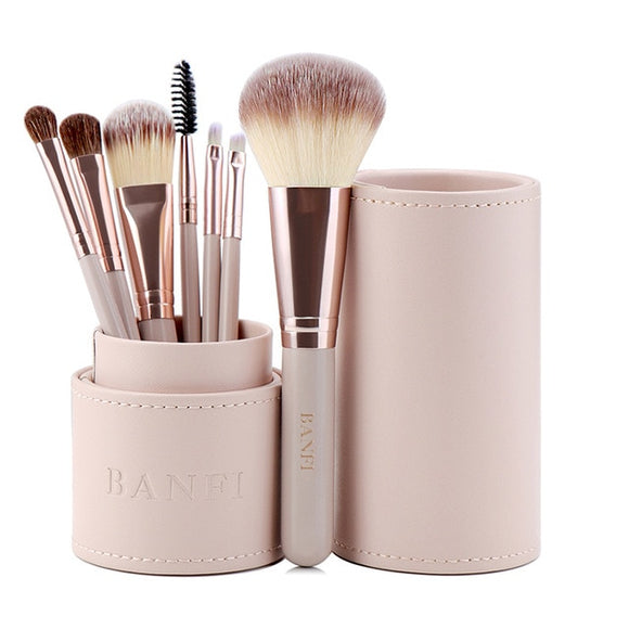 Makeup Brushes 7Pcs/set