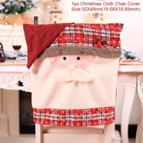 Christmas Chair Foot Covers