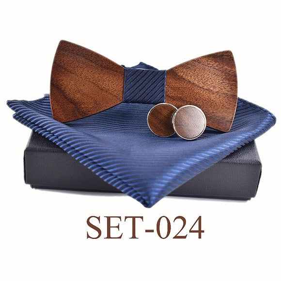 Wooden Ties set