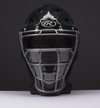 Load image into Gallery viewer, Baseball 1.0 - Hockey Goalie Style Catcher /Umpire Helmet Shield
