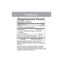 Load image into Gallery viewer, Polyflora-B Professional Probiotic 120 Veggiecaps