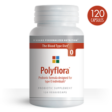 Load image into Gallery viewer, Polyflora-O Professional Probiotic 120 Veggiecaps