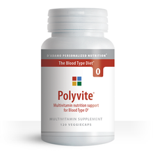 Load image into Gallery viewer, Polyvite-O Professional Multi-Vitamin 120 Veggiecaps