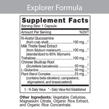 Load image into Gallery viewer, Explorer Formula Label