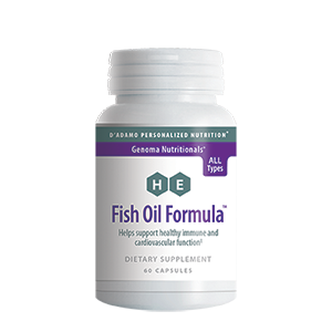 Fish Oil Formula 60 Veggiecaps DISCONTINUED