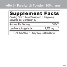 Load image into Gallery viewer, ARA6 Powder 100g
