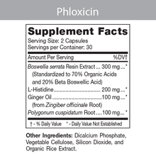 Load image into Gallery viewer, Phloxicin 60 Veggiecaps