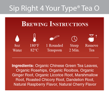 Lade das Bild in den Galerie-Viewer, Sip Right 4 Your Type Tea O 113g