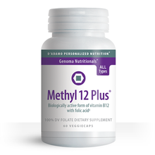 Load image into Gallery viewer, Methyl-12 Plus 60 Veggiecaps