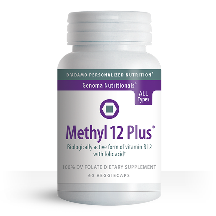 Methyl-12 Plus 60 Veggiecaps