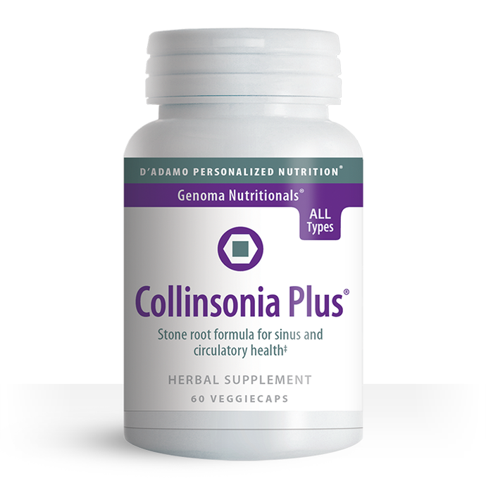 Collinsonia Plus 60 Veggiecaps