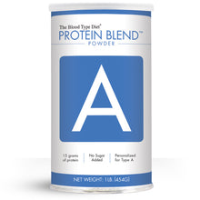 Load image into Gallery viewer, Protein Blend Powder-A 454g DISCONTINUED