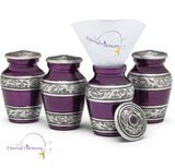 Keepsake - Box of 4 in Purple