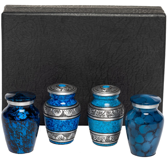 Keepsake - Box of 4 in Navy