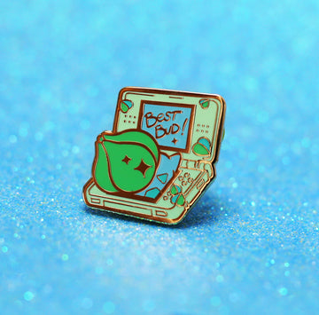 BEST BUD ✦ ENAMEL PIN