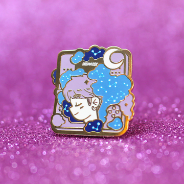 DREAMBOY DS ✦ ENAMEL PIN