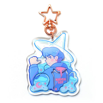 DREAMBOY BLUE ✦ CHARM
