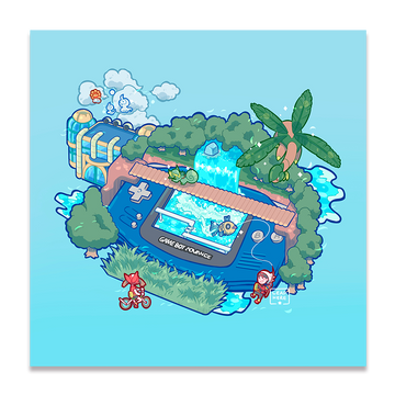 ROUTE 119 ✦ PRINT