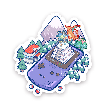 MT. SILVER ✦ STICKER
