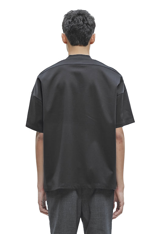 JOE CHIA T-SHIRT BLACK TSO6B