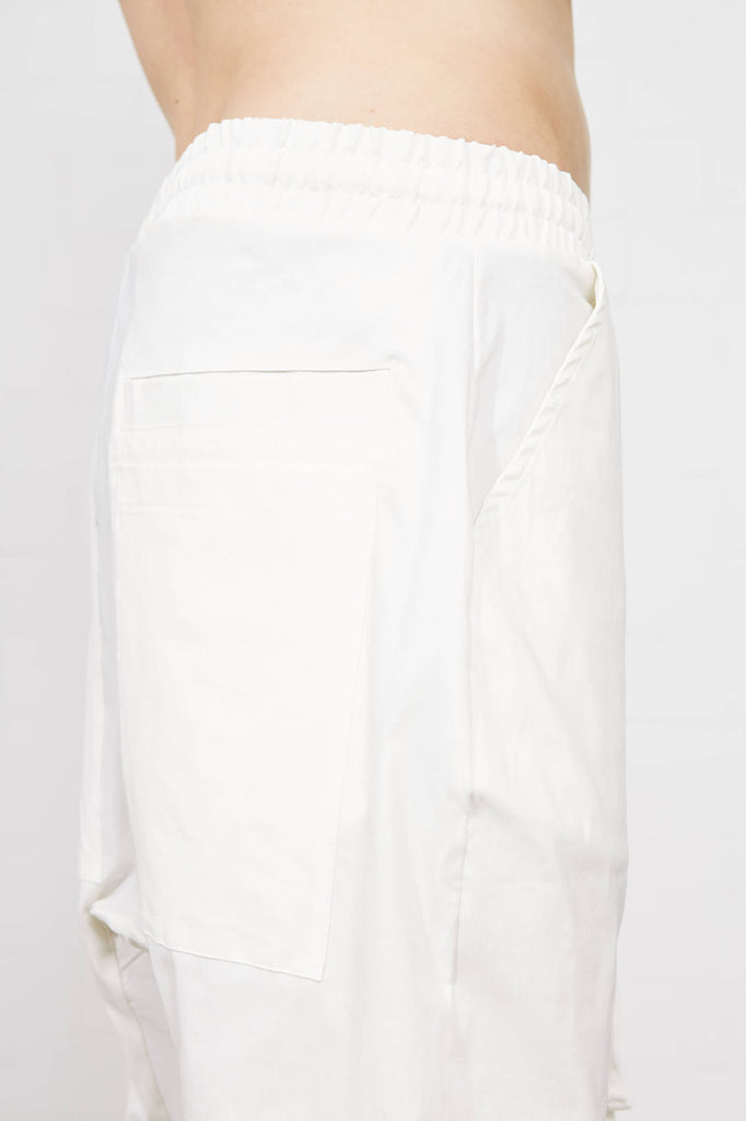 M ST 213 WHITE PANTS