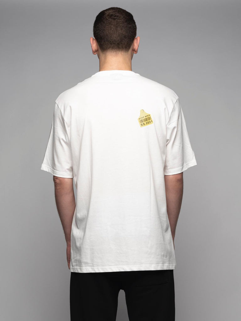 M01 EMPTY WHITE T-SHIRT