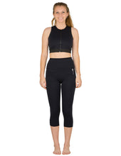 Load image into Gallery viewer, Heat Maximizing Capris - Black