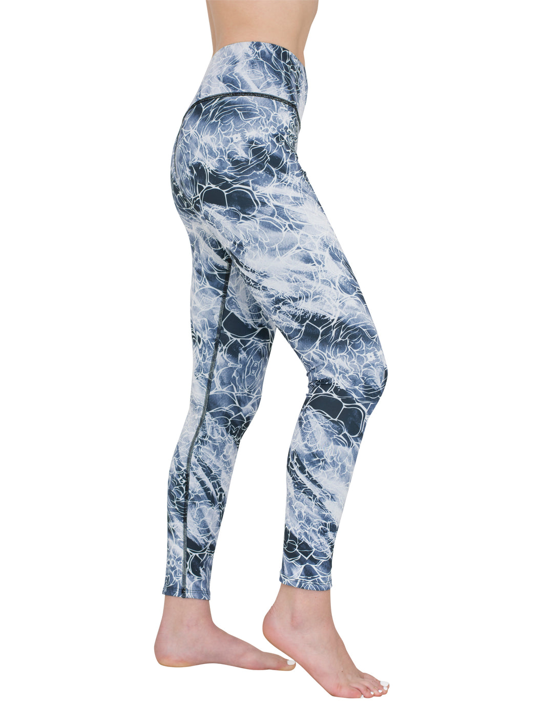 Luxe Mineral Infused Leggings - Fiore