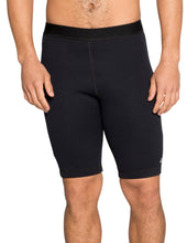 Load image into Gallery viewer, Men's Heat Maximizing Shorts - Black