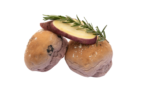 Purple Sweet Potato Roll