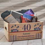 Personalised Special Birthday Crate