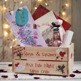 Personalised Love Crate
