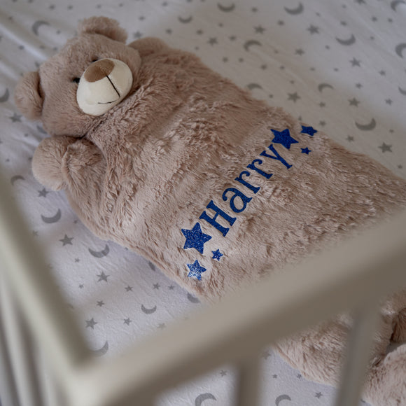 Personalised Teddy Pyjamas Case