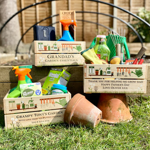 The Gardener - Personalised Father's Day Crate