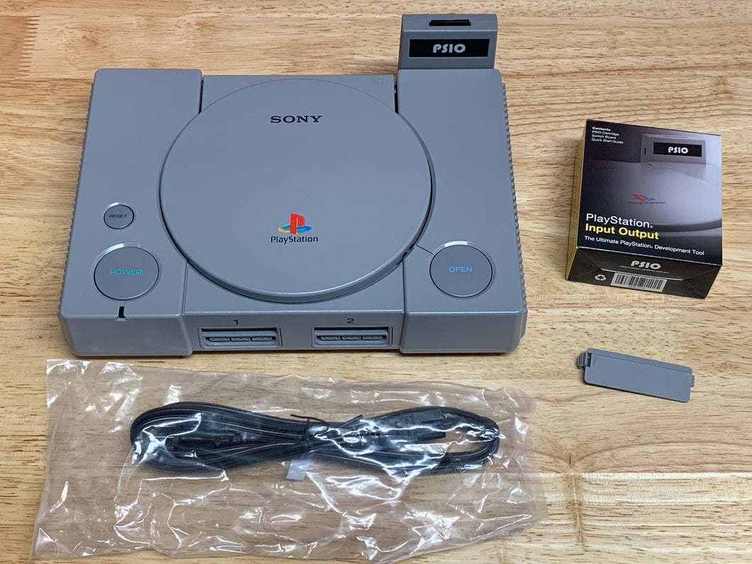 Fully Loaded PS1 w/PS1Digital + PSIO