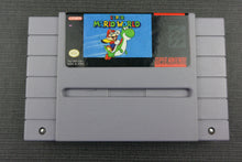 Load image into Gallery viewer, Super Mario World