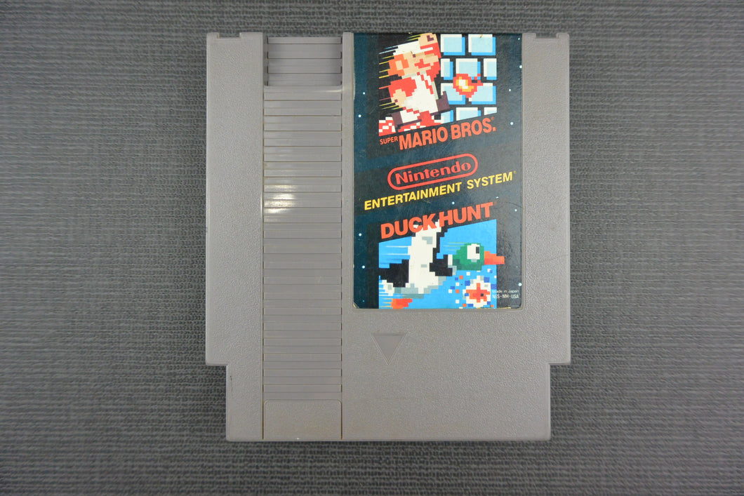Super Mario Bros. and Duck Hunt