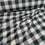 Grey and White Checks Jersey 10m