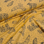 Constellation Mustard French Terry 10m