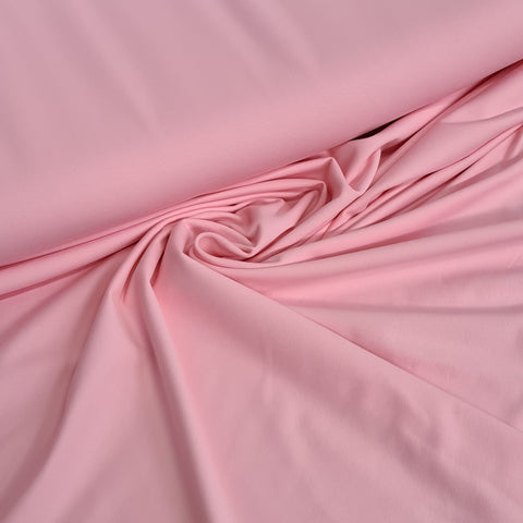 Pink Plain French Terry 10m