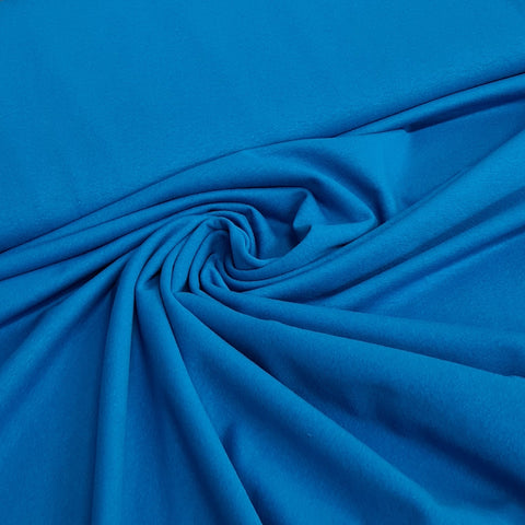 Blue Plain French Terry 10m
