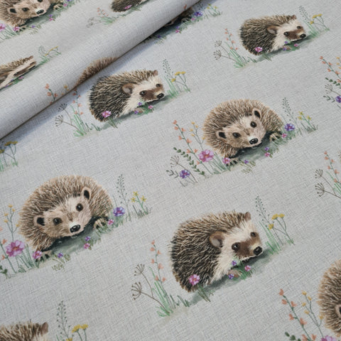 Waterproof Hedgehog Fabric 10m