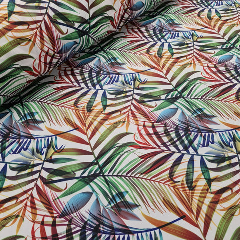 Waterproof Fabric Palm Leaves 10m