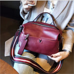 High Quality Genuine Leather shoulder Bags for Women 2020 Woman's Handbag For Girl Luxury Designer Casual Messenger Bag Female